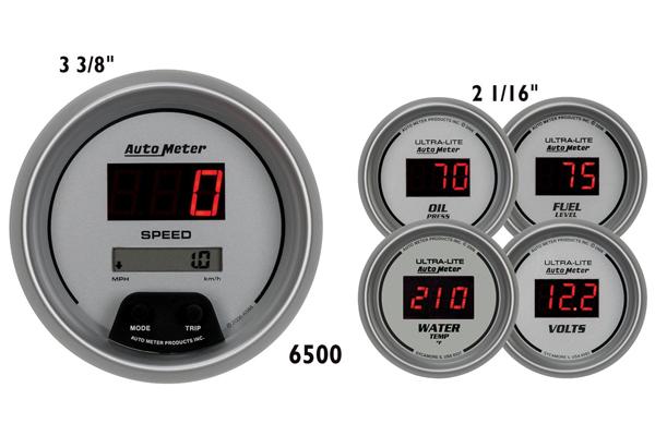 autometer 6500