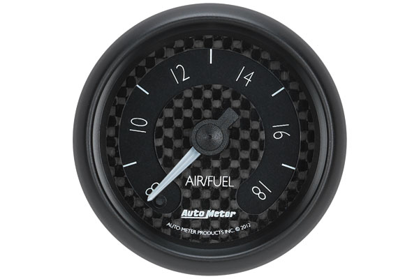 AutoMeter GT Series Gauges 8070 Air/Fuel Ratio 10718-4198992