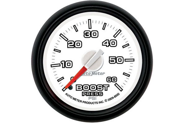 Image of AutoMeter Dodge Factory Match Gauges 8505 Boost/Vacuum