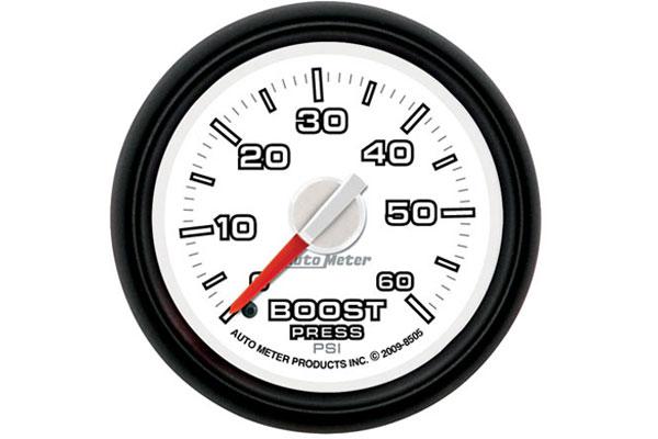 Image of AutoMeter Dodge Factory Match Gauges 8505 Boost/Vacuum