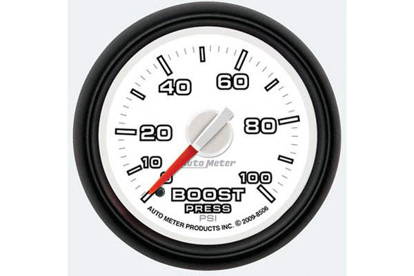 Image of AutoMeter Dodge Factory Match Gauges 8506 Boost/Vacuum