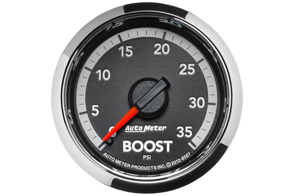 Image of AutoMeter Dodge Factory Match Gauges 8507 Boost/Vacuum