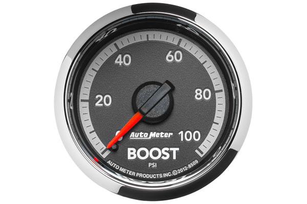 Image of AutoMeter Dodge Factory Match Gauges 8509 Boost/Vacuum