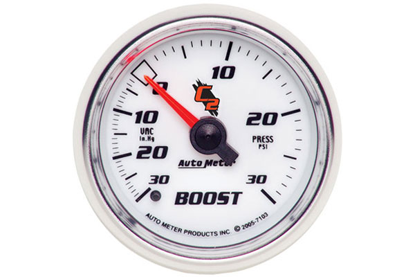 autometer c2 7103