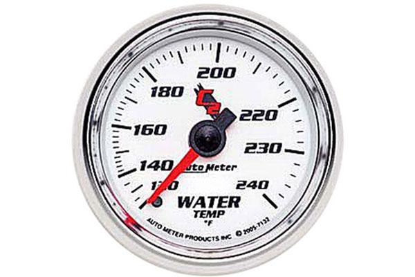 autometer c2 gauges 7132