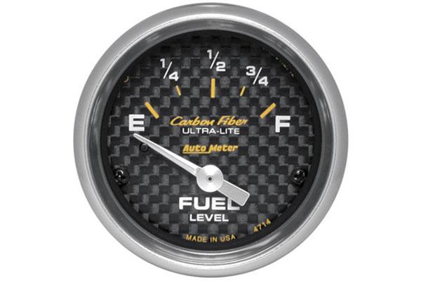 autometer carbon fiber 4714