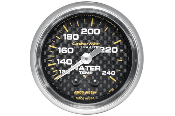 autometer carbon fiber 4732