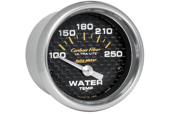 autometer carbon fiber 4737