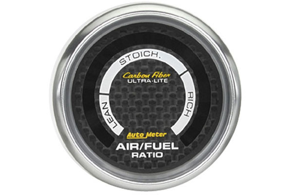 autometer carbon fiber 4775