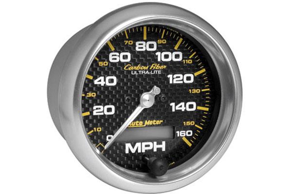 autometer carbon fiber 4789