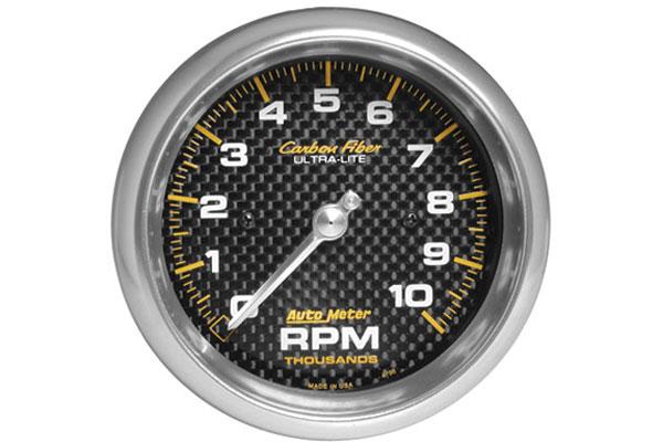 autometer carbon fiber 4798