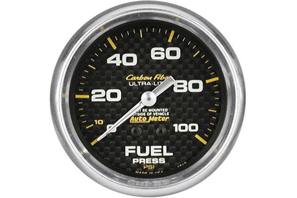 autometer carbon fiber 4812