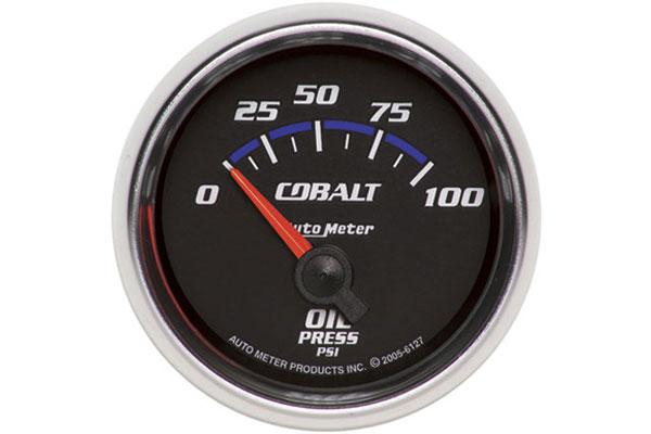 autometer cobalt 6127