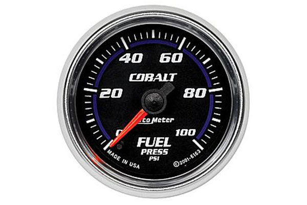 autometer cobalt 6163