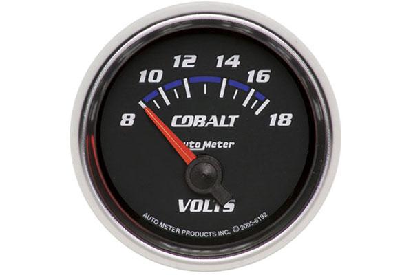 autometer cobalt 6192