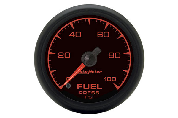 AutoMeter ES Gauges - 5963 Fuel Pressure - Full Sweep/Electric