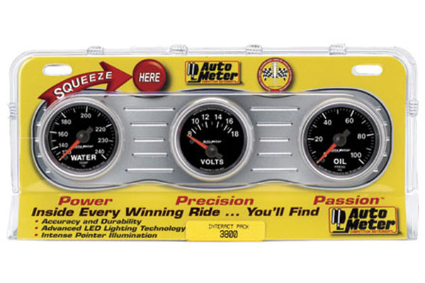 autometer gs 3800