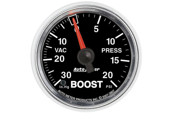 autometer gs 3807