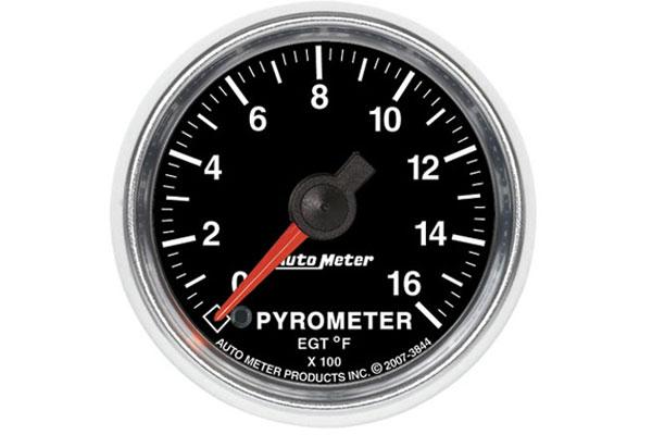 autometer gs 3844