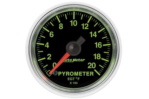 autometer gs 3845