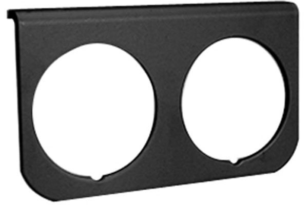 AutoMeter Universal Mounting Cups and Panels 2237 Mounting Panels 4204-3250259