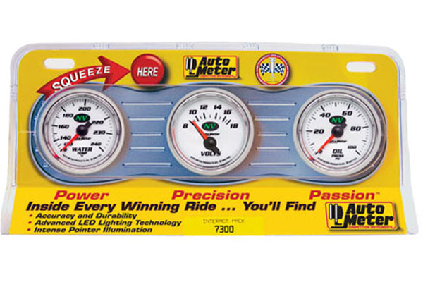 autometer nv 7300