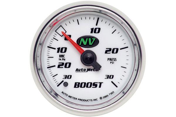 autometer nv 7303