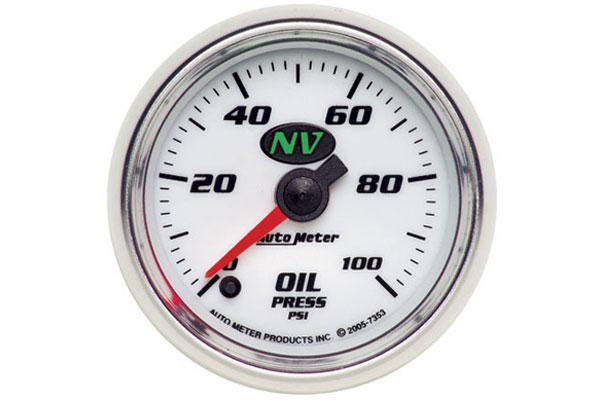 autometer nv 7353