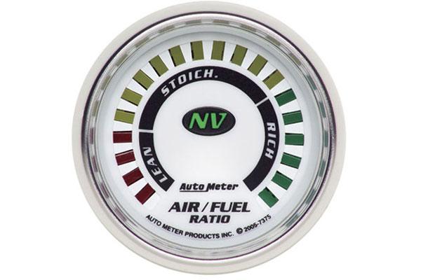 AutoMeter NV Gauges 7375 Air/Fuel Ratio 4279-3287896