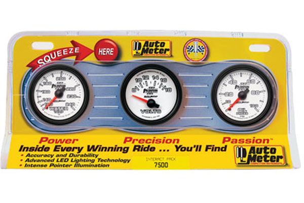 autometer phantom II 7500