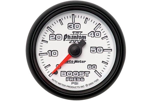 autometer phantom II 7505