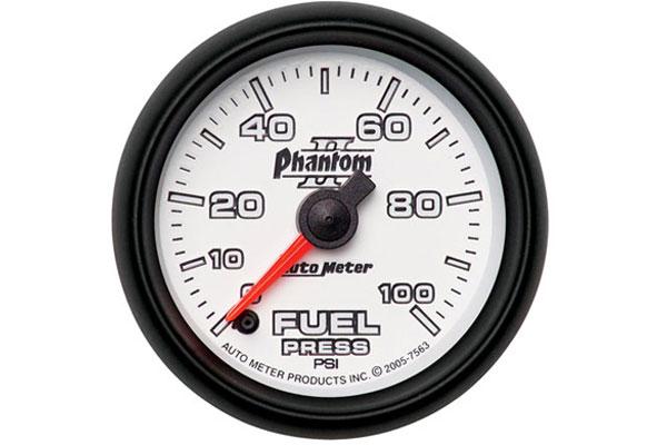 autometer phantom II 7563