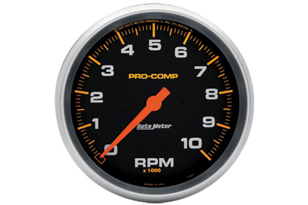 autometer pro comp 5160