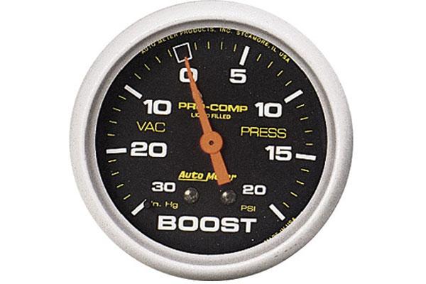 autometer pro comp 5401