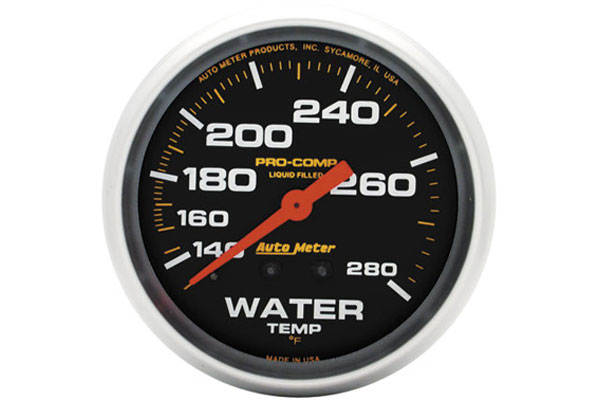 autometer pro comp 5431