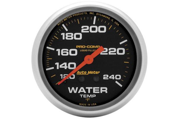 autometer pro comp 5433