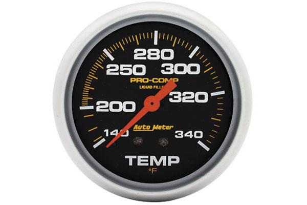 autometer pro comp 5435