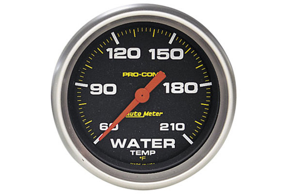 autometer pro comp 5469