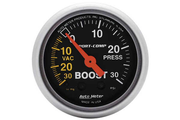 autometer sport comp 3303