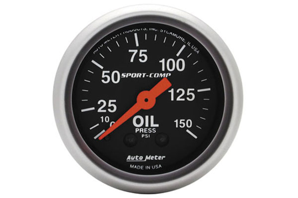 autometer sport comp 3323