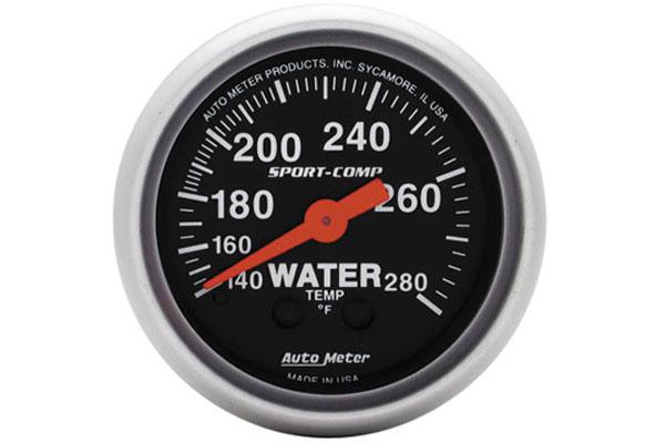 autometer sport comp 3331