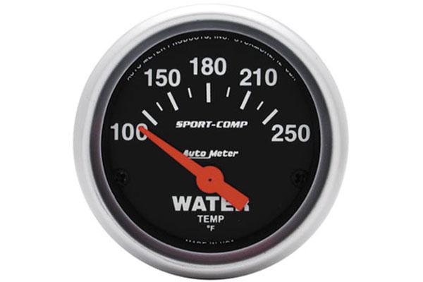 autometer sport comp 3337
