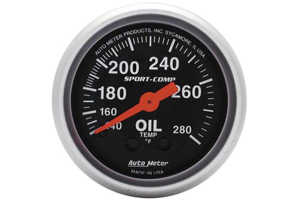 autometer sport comp 3341
