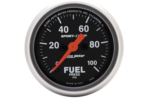autometer sport comp 3363