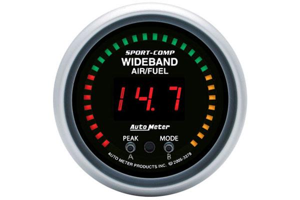 autometer sport comp 3378