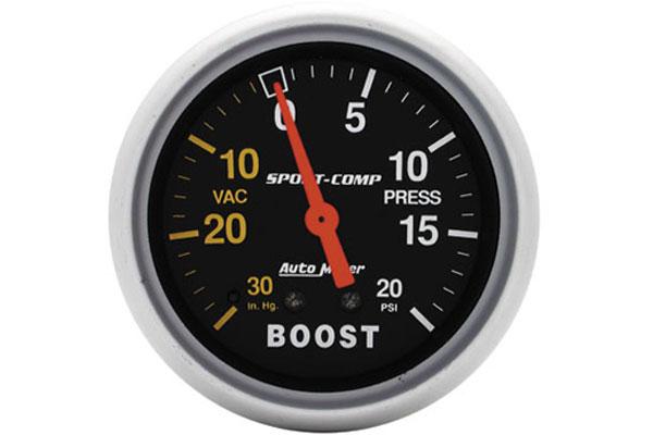 autometer sport comp 3401