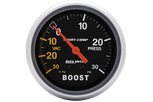 autometer sport comp 3403