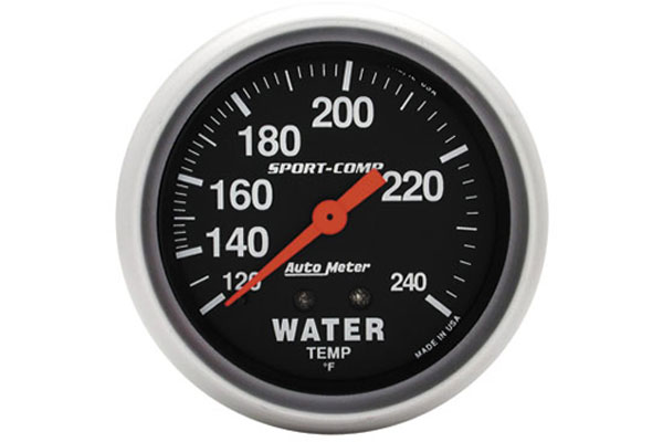 autometer sport comp 3432