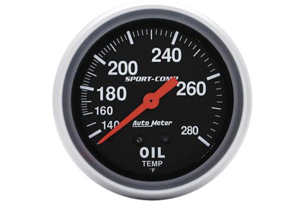 autometer sport comp 3443