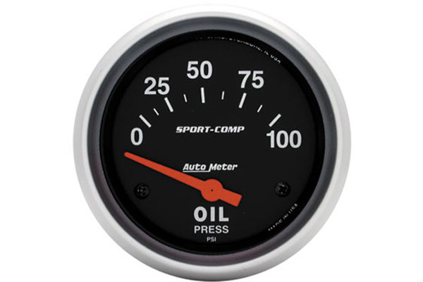 autometer sport comp 3522